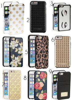 The best iphone 6 cases! @nordstrom