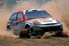 Ford Focus WRC Colin Mcrae