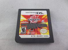 Bakugan Battle Brawlers Activision 2009 Nintendo DS DSL DSi Video Game Cartridge  #Bakugan #BattleBrawlers #Activision #Nintendo #DS #DSL #DSi #VideoGames #Cartridge #Bonanza