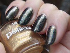 Petites, Universe over Sinful Colors, Pearl Harbor and black