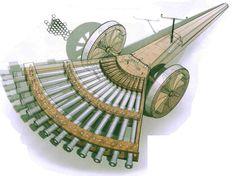 leonardo da vinci inventions | Leonardo da Vinci's War Machines and Inventions for War