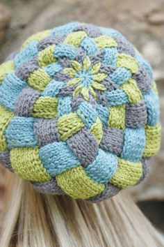 (6) Name: 'Knitting : Huckleberry Hat