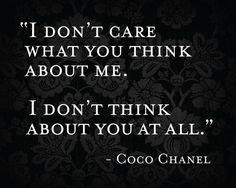 Coco Chanel Quotes | Luxury Lifestyle, Design & Architecture blog ...