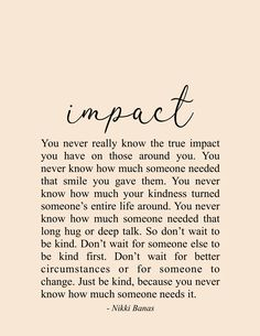 Kindness Quotes, Change the World Quotes, Inspirational, Motivation, Nikki Banas – Walk the Earth Related Literary Love Quotes Now Quotes, Self Love Quotes, Great Quotes, Quotes To Live By, Spread Love Quotes, Be Kind Quotes, Change The World Quotes, Kind People Quotes, Love One Another Quotes