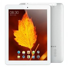 Teclast P88 Dual Core Tablet PC 8 Inch IPS Screen Ultra Thin RK3066 Android 4.1 1GB RAM 16GB Dual Camera HDMI Silver  $176.28