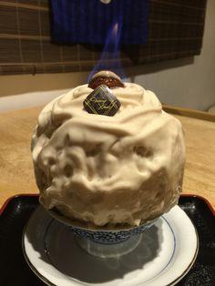 しもきた茶苑大山@下北沢「焼き栗氷2014」970円