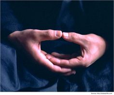 Buddhist Meditation Mudra