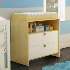Cookie Changing Table - modern - changing tables - Wayfair