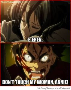 Eren X Mikasa? Attack On Titan Funny, Attack On Titan Ships, Attack On Titan Anime, Mikasa X Eren, Armin, Otaku, Eremika, Couple Cartoon, Anime Ships