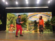 Ümraniyeli çocuklar, Ümraniye'deki çeşitli kültür merkezlerinde gösterilen tiyatro oyunları ile keyifli bir hafta sonu geçirdi.
