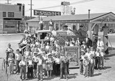 2700 East Anaheim Street, Long Beach, California, 1933