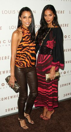 gorgeous sisters. Donna summers daughters Famous Black Americans, Biracial Women, Lab, Celebrity Siblings, Black Actors, Family Photo Outfits, Pop Culture Halloween Costume, Black Pride, Celebrity Look