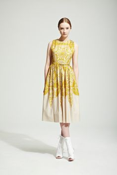 Jonathan Saunders Resort 2012 - Collection - Gallery - Style.com