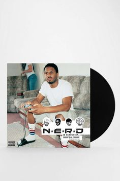 N.E.R.D. - In Search Of... 2XLP