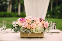 Stunning Hawaii Destination Wedding from Julie Lim Photography. To see more: http://www.modwedding.com/2014/09/15/stunning-hawaii-destination-wedding-julie-lim-photography/ #wedding #weddings #wedding_centerpiece #wedding_reception