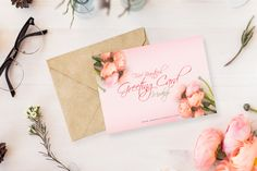 I am very excited to share with all the designers Free Beautiful Greeting Card Mock-Up Psd. This beautiful mock-up helps you to get the …