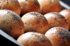 Pão de azeitona - Dedo de moça