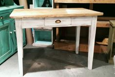 Entryway Tables, Furniture, Home Decor, Furniture Restoration, House Decorations, Old Wood, Antique End Tables, Houses, Drawers