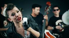 Bombariadó! Tom Stormy Trio feat. Rhythm Sophie - Rockabilly Rhythm (Official video)