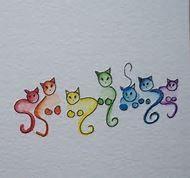 rainbow kittens - Bing Images
