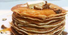 Συνταγή για Pancakes School Lunch Box, School Snacks, Baby Food Recipes, Sweet Recipes, Healthy Baby Food, Happy Kids, Pancakes, Recipies, Food And Drink