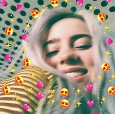 Billie is so perfect I love her and it's sad cuz she'll never know Billie Eilish, Heart Meme, Cute Love Memes, Wholesome Memes, Boku No Hero Academy, Reaction Pictures, Aesthetic Pictures, Singer, Celebrities