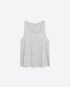 BASIC T-SHIRT-Gymwear-WOMAN-NEW IN | ZARA United States