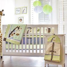 Jayden 10 Piece Crib Bedding Set