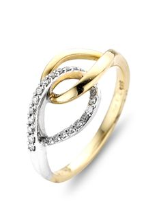 Alliance gouden ring