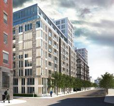 21e Arrondissement - 9 à 14 étages - Page 19 Architecture Cool, Arrondissement, Construction, Tours, Multi Story Building, Real Estate, Building