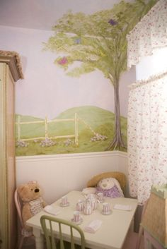 little girls shabby chic bedroom bedroom Master bath This is a really awesome way for a shared girl's bedroom without taking too much room u. Shabby Chic Apartment, Shabby Chic Bedroom Furniture, Shabby Chic Living Room, Shabby Chic Bedrooms, Shabby Chic Homes, Cottage Bedrooms, Shabby Chic Quilts, Shabby Chic Curtains, Kids Bedroom Designs