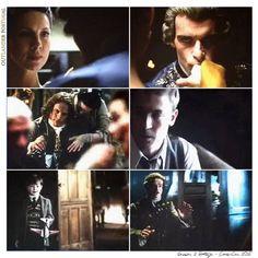 Outlander Season 2 footage