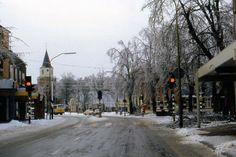 Hoofdstraat Emmen (jaartal: 1980 tot 1990) - Foto's SERC