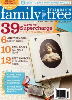 Tech Tools - Family Tree Magazine
