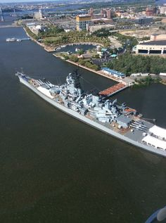 USS New Jersey, Camden, New Jersey