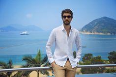Expat Living Sea Side, Menswear, Blazer, Jackets, Fashion, Down Jackets, Moda, Fashion Styles, Jacket