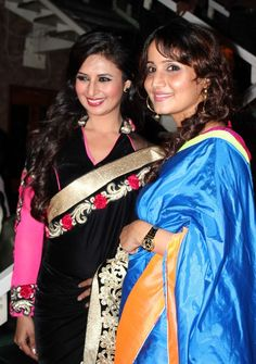TV Celebs Krystal D'Souza, Rucha Hasabnis at the Launch of 'Grand Fashion Hub' Website