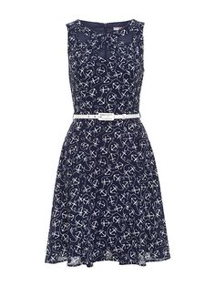 Anchors Away Dress size 12 Dress Outfits, Cool Outfits, Fashion Dresses, Cute Dresses, Prom Dresses, Summer Dresses, Sailor Fashion, Sophisticated Dress, Vintage Inspired Dresses