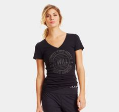 sneakers for cheap f32f1 40247 Women s UA PTH I Will® V-Neck   1243893   Under Armour US Under