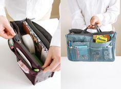 Organisateurs de sac à main  Achetez en ligne et payez à la livraison. Livraison rapide sur toute la Tunisie! http://www.misha.tn/18-organisateurs-de-sac-a-main