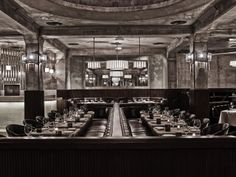 Meatpacking District restaurant The Monarch Room brings luxurious 1920s club room feel to New York - Alto Magazine