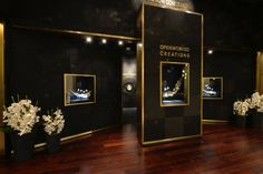 In Vacheron Constantin's section, skeleton timepieces, or openworked watches, were a major theme this year-—evident by the signage, compleme... Photo: Alain Morvan