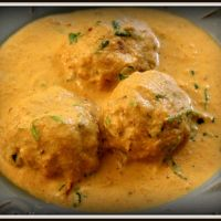 Malai Kofta Curry | Panner-Vegetable Dumplings in Creamy Indian Sauce | Aish Cooks