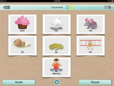 Auditory Verbal Apps: Ling Sounds App in beta testing