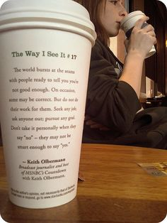 Coffee quotes.