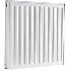 Radiateur chauffage central en acier EQUATION Double, 1396 W