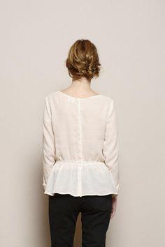 blouse zinzin des petits hauts