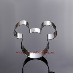 * Size: tall x wide x deep * Material: Stainless Steel * Dishwasher Safe Orders are shipped daily from Kansas City, MO Shipping transit times are typically days. Mickey Mouse Cookie Cutter, Mickey Mouse Clubhouse Birthday Party, Mickey Mouse 1st Birthday, Mickey Mouse Parties, Mickey Party, First Birthday Parties, Birthday Ideas, 3rd Birthday, Twins 1st Birthdays