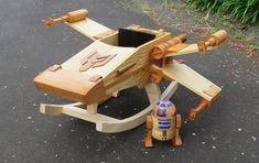 Man+Built+A+Wooden+X-Wing+Rocker+That+Will+Make+You+Wish+You+Never+Grew+Up