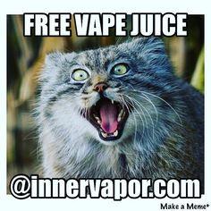 "We have launched our ""soft"" opening @ www.innervapor.com and we are giving out samples of #juice  All you pay is dirt cheap shipping!  #innervapor #innervapormovement  #wheresSMPL #darkhorse #mod #vape #vapefam #vapepics #instavape #instalike #vapeon #cloudchaser #clouds #vaporoversmoke #vapingsavedmylife #vapeporn #smpl #eliquid #vapejuice #vaporjuice #ejuice #future #dreamscometrue #vapestagram #vapelife #vapelyfe #lehighvalley #juiceporn"